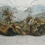 Deckenmalerei 2. Spiegel