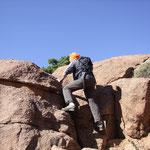 Isch habe fäddisch - In den Felsen um Tafrout