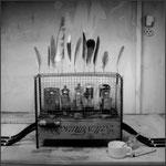 Plumes et Lampe Radio, 2003