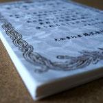 別注の鳳凰の飾り枠で別注作製した和紙の免状用紙と認定書用紙
