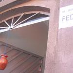 Auch die Räume für's FEDERH werden eingeweiht