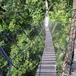 Lufitge Hängebrücke