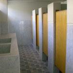 WC und Duschräume