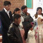 6 Kinder werden getauft!