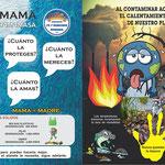 Kampagne gegen Umweltverschmutzung