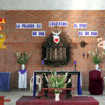 In der neuen Kapelle