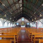 Die Kirche von P. Xavier