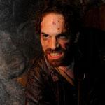 """""""Die Folterkammer"""" im Berlin Dungeon - Rolle: Folterknecht (Foto: X 2013)"""