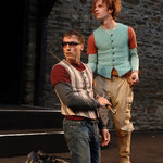 """""""Romeo and Juliet"""" - Role: Benvolio (©  Peter Seydel 2006), with Folke Paulsen"""