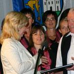 Sparkasse Eferding-Peuerbach-Waizenkirchen sponsert uns Chormappen