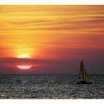 2014 - Mettre les voiles au couchant - Ile d'Oléron