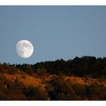 2011 - Jour de pleine lune - Alpes de Haute Provence