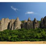 2010 - Les Pénitents des Mées - Alpes de Haute Provence