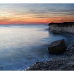 2014 - Pose lente sur la côte sauvage - Ile d'Oléron