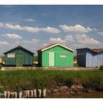 2012 - Cabane ostréicole - Ile d'Oléron