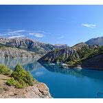 2011 - Lac de Serre-Ponçon - Alpes de Haute Provence