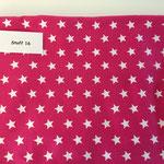 pink, weisse Sterne