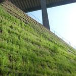 BV: A45 bei Hagen, Kranstellflächen W3, System KBE Grün S