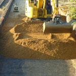 Erddruckfänger KBE Grün S: Bodeneinbau