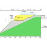 Auszug aus der Ausführungsstatik für System KBE Grün S - begrünbares Steilböschungssystem