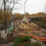 BV: Waldbacher Weg, Brückenrampe in Berlin, System KBE Grün G, © 2019 Ost Bau, Osterburg