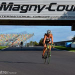 TRIATHLON Nevers-Magny-Cours 2014 - Copyright Centre France