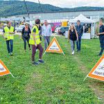 Elite Flights, Verkaufsstand, Rundflugtag SCHEGA 19, Schinznach-Dorf