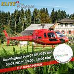 Elite Flights - AS 350 B2 Ecureuil, HB-ZPF, Rundflugtage SCHEGA 19