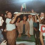 vincita mondiali 1982 con torta masoni