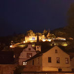 und ein letztes Bild von der Clingenburg
