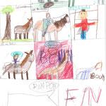 une autre bd sur les chevaux