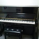 防音室C(2.0畳)アップライトピアノGOLD STAR