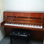 防音室E(2.0畳)アップライトピアノYAMAHA