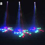 LED Flower Strahler