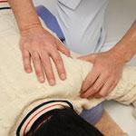 首こり、肩こりの施術写真3
