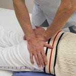 腰痛の施術写真1