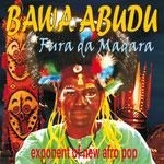 """Bawa Abudu """"Fura da Madara"""", Vö: 01.09.2008"""