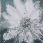 flower 80 x 80 cm