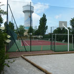 tennis terrain multi sports camping baie de somme