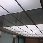 Glastrennwände, Glaspaneele, Glaswand, Glasverkleidung, Wandverkleidung aus Glas, Deckenverkleidung Glas