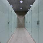 WC - Trennwände CABRILLANT, GSK Worm GmbH