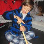 Investigo en musicoterapia la flauta