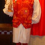 Le papa du Roi, joué par Marc Allieri