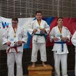 GOLD für Eldar Tliashinov