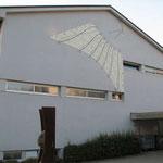 Sonnenuhr Sekundarschule Aarberg
