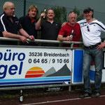 Tolle Atmosphere bei und mit den Breidenbacher- Fans