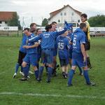 Glückwunsch an den alten und neuen Gewinner- die FSG Homberg- Oberofleiden