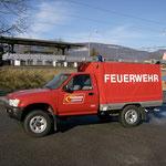 VW Taro Zugfahrzeug Schlauchausleger