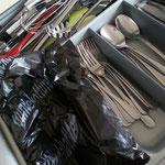 Küchenschublade von Hundebesitzern ;-)