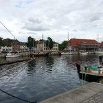 ...der Hafen in Neustadt